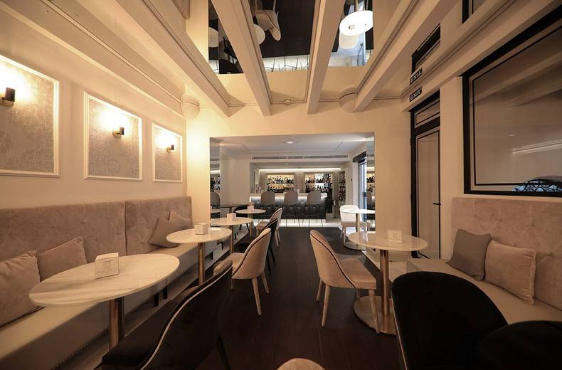 Bar & Lounge Hotel Summum Prime Boutique Palma