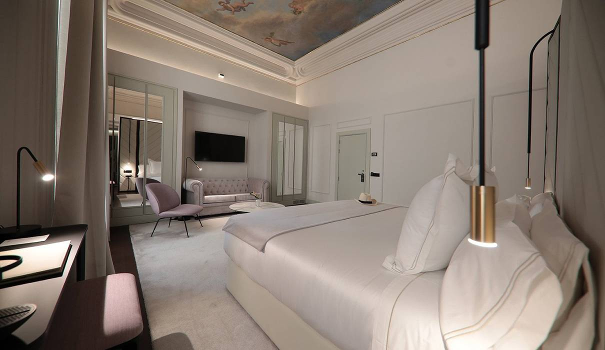 Suite Parietti Hotel Summum Prime Boutique Palma