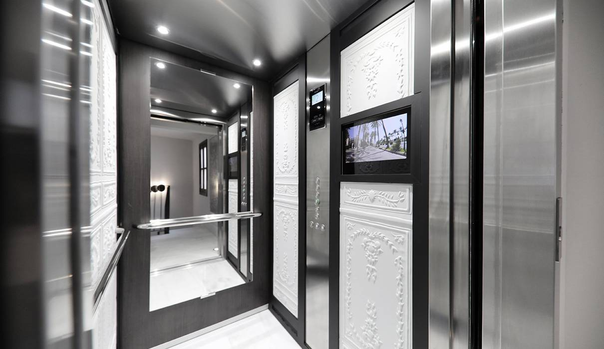 Lift Hotel Summum Prime Boutique Palma